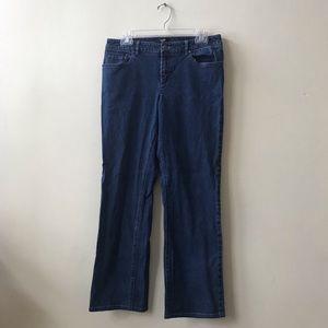 Tahari petite jeans